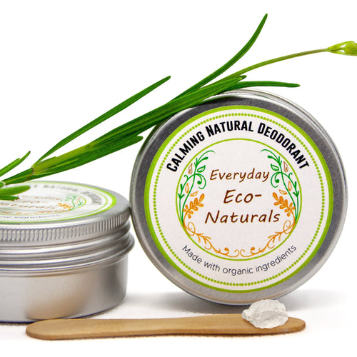Eco-Naturals Everyday Deodorants - 80g and 40g tins