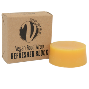 vegan wax refresher block