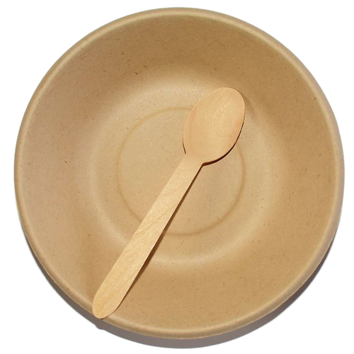 Bowls Made From Wheat Fibre - 680ml 10 pack