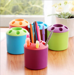 Customised Creative Plastic Pen Holder ,  corporate gifts