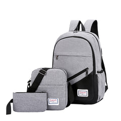 Customised Wearable Three-Piece Computer Backpack ,  corporate gifts