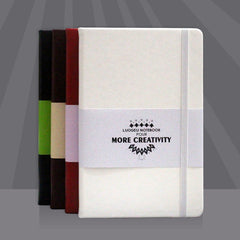 Customised Creative A5 Legend Strap Notepad ,  corporate gifts