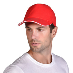 Customised Pure Colour Cotton Blank Baseball Cap ,  corporate gifts