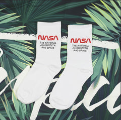 Customised Logo Series Letters Cotton Sports Socks ,  corporate gifts