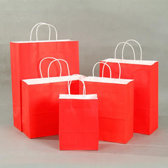 Customised Creative Handmade Kraft Gift Bags ,  corporate gifts