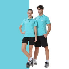 Customised Summer High-end Quick-drying Short-Sleeved T-Shirt ,  corporate gifts