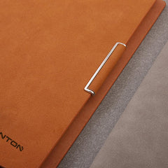 Customised Imitation Leather Business Loose-Leaf Notebook ,  corporate gifts