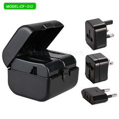 Travel power adapter customized logo
