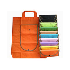 Customised Oxford Folding Cloth Shopping Bag ,  corporate gifts