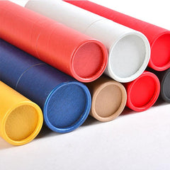 Customised Poster Drawing Core Paper Tube ,  corporate gifts