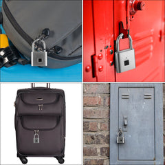 Customised Smart Fingerprint Password Padlock ,  corporate gifts