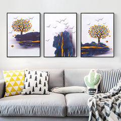 Customised Living Room Decoration Painting ,  corporate gifts