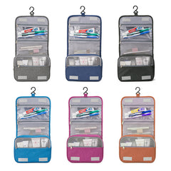 Customised Travel Cosmetic Collection Waterproof Folding Bag ,  corporate gifts