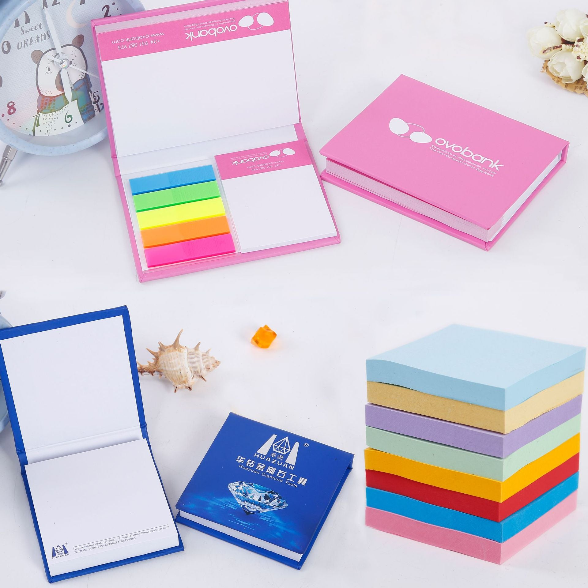 sticky notes customized