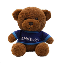 Customised Mascot Bear Plush Toy ,  corporate gifts
