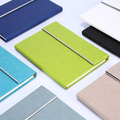Customised Leather Business Notebook ,  corporate gifts