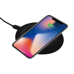 Customised Ultra-thin Circular Wireless Charger ,  corporate gifts