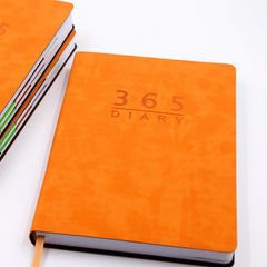 Customised English Calendar A5 Business Notebook ,  corporate gifts
