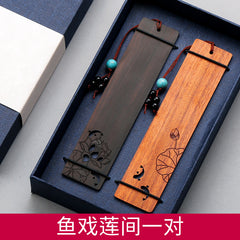 wooden chinese style gift box