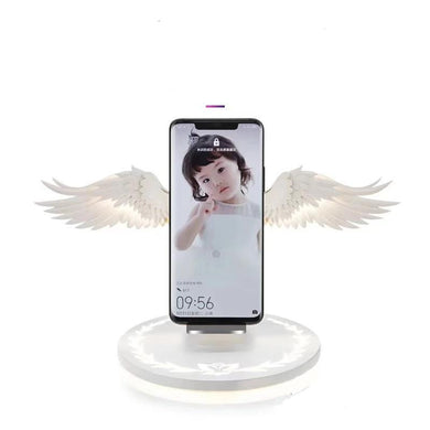 Customised Angel Wing Fast Charging Wireless Charge ,  corporate gifts