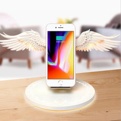 Customised Angelic Fast Wireless Charging Dock ,  corporate gifts