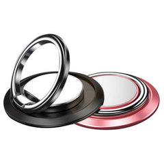 Circular car magnetic ring holder