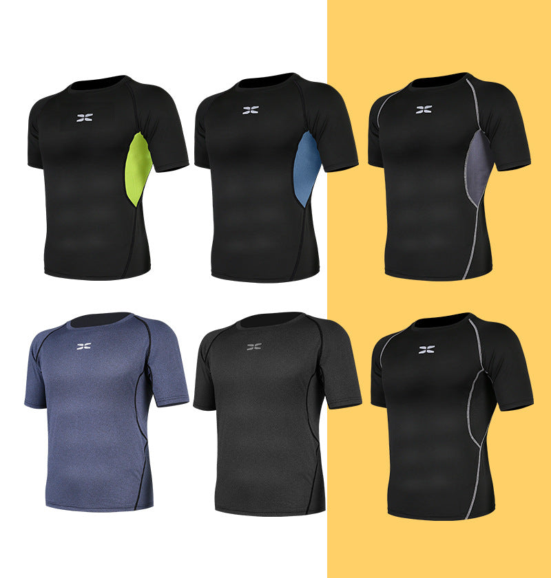 Exercise fitness dry shirt