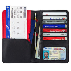 Customised Multi-Card Protected Passport Holder ,  corporate gifts