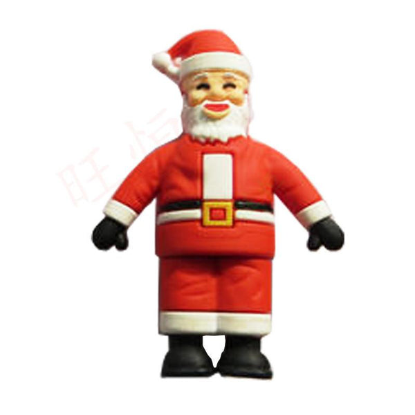 Customised Santa U Disk Storage Flash Drive ,  corporate gifts