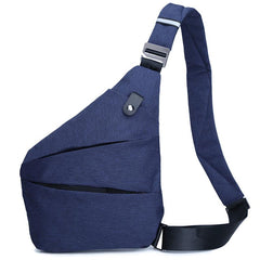 Customised Oxford Waterproof Cloth Men's Chest Bag ,  corporate gifts