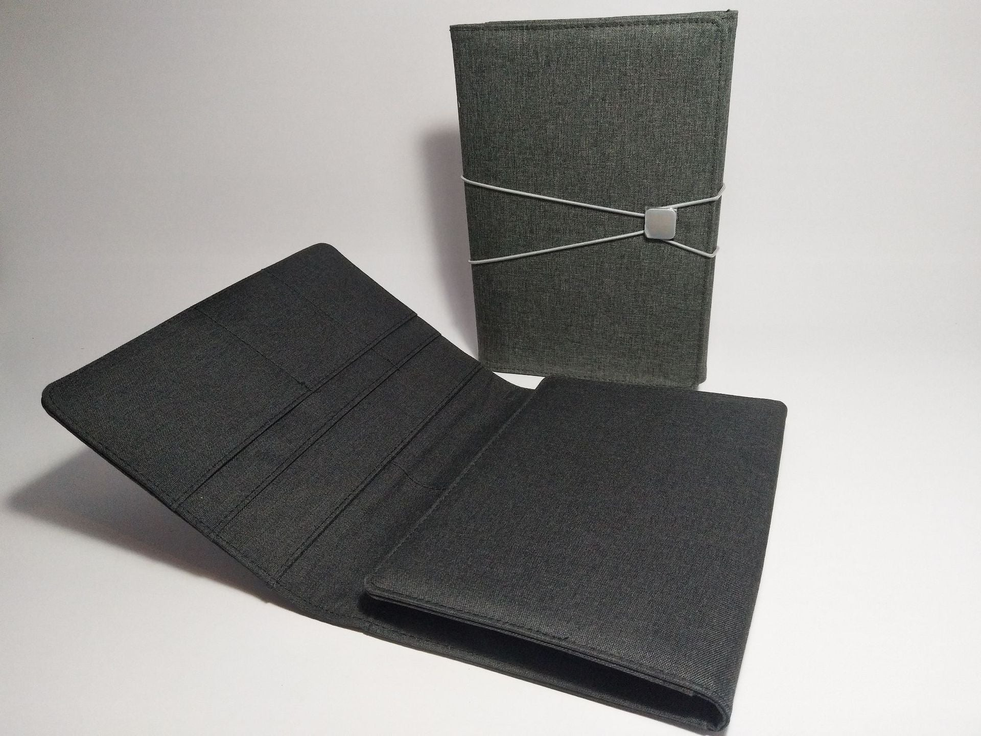 cloth Notepad elastic fabric