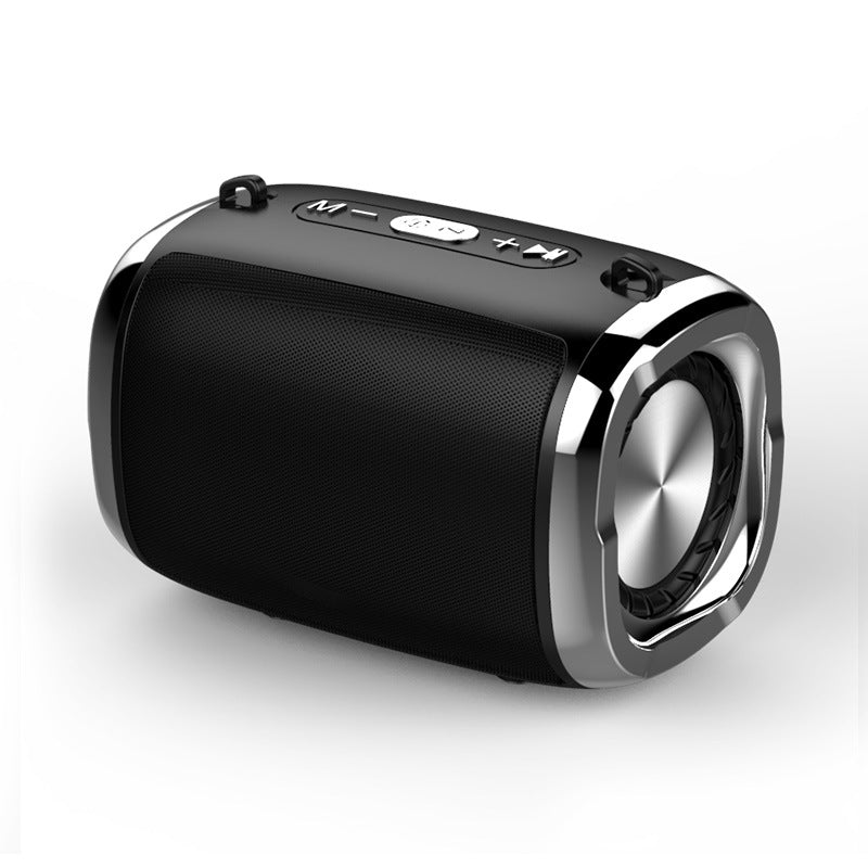 TWS Small Steel Gun Speaker