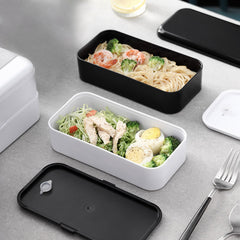 PP double-layer lunch box customized