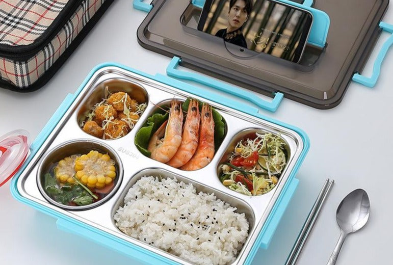 student insulated lunch box