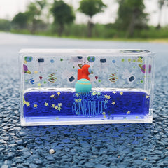 astronaut liquid sand floating customized