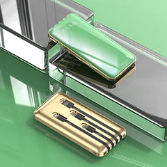 Customised 20000 Ma ultra thin power bank , Power Bank corporate gifts