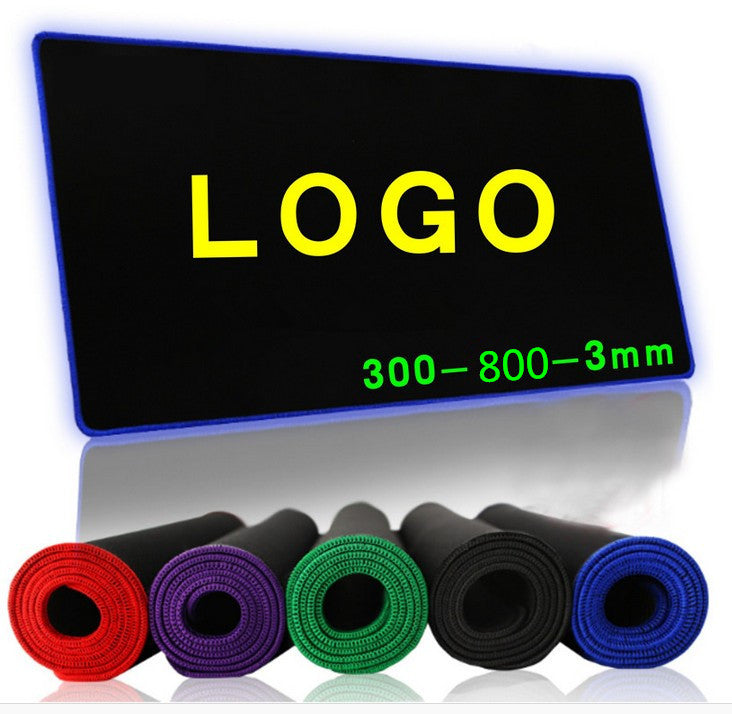 Customised Custom LOGO Waterproof Thick Mouse Pad ,  corporate gifts