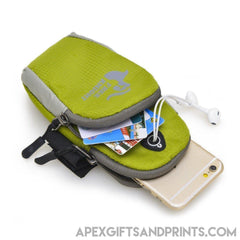 Customised 210D Nylon Arm Pouch ,  corporate gifts
