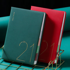 calendar diary notebook customized