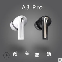 A3 Pro Bluetooth headset model bluetooth 5.0