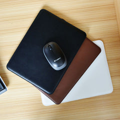 Customised PU Leather Graffiti Mouse Pad ,  corporate gifts
