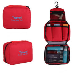 Customised Large Capacity Folding Cosmetic Bag ,  corporate gifts