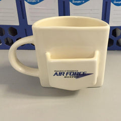 Customised Beige Ceramic Breakfast Mug ,  corporate gifts