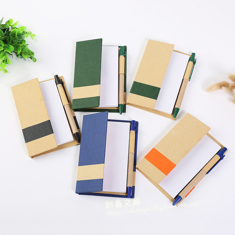 thick notepad customized