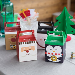 Christmas gift packaging box