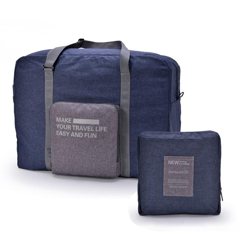 Customised Large Capacity Folding Waterproof Bag ,  corporate gifts