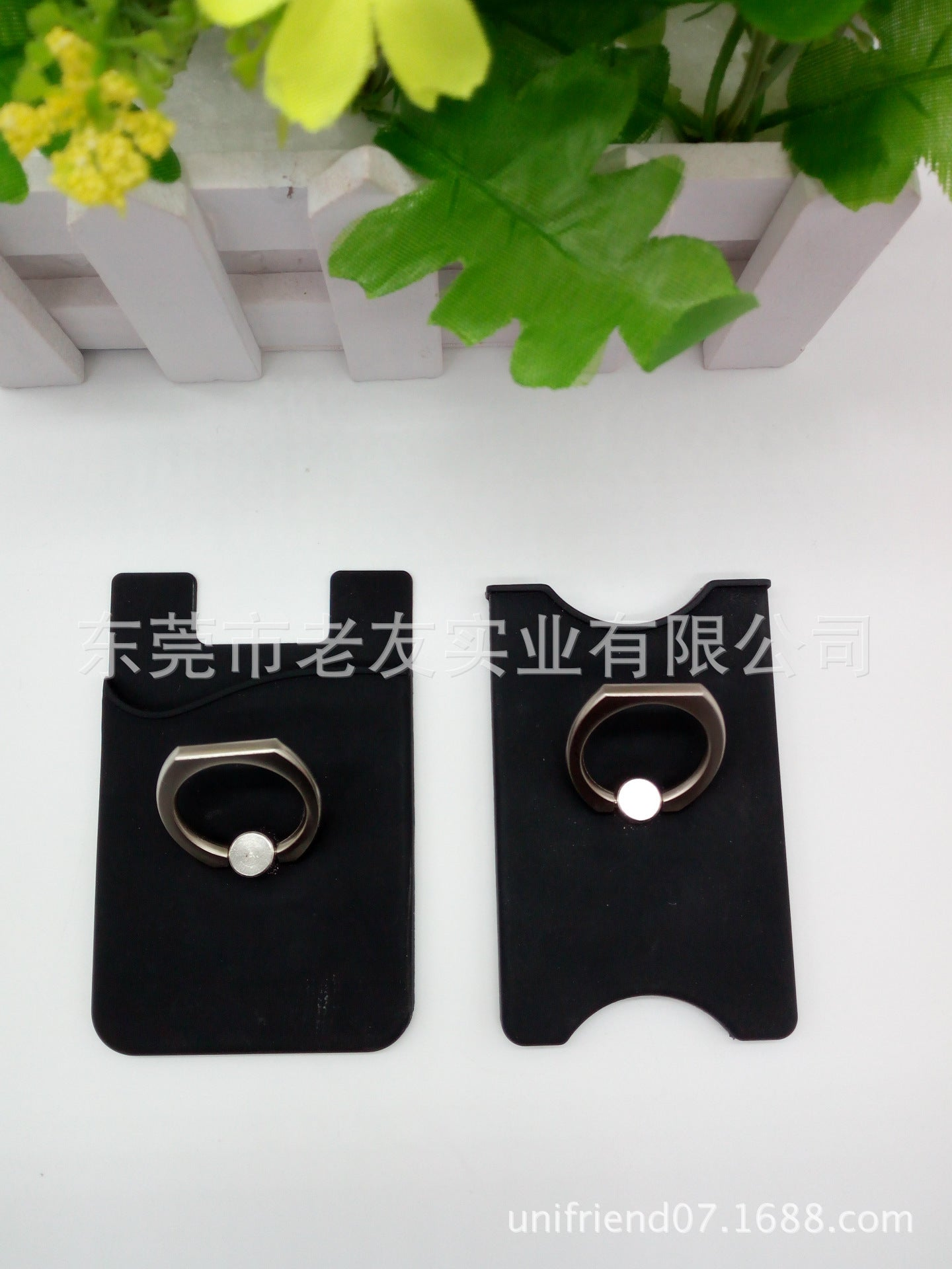 Silicone back ring mold customization