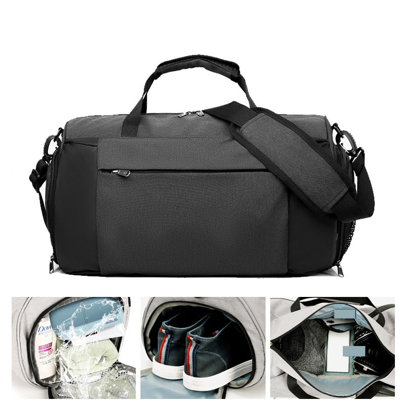 Customised Multifunctional Cylindrical Travel Bag ,  corporate gifts