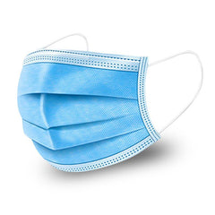 Customised 3 PLY SURGICAL MASK WITH BOX AND PP BAG ,  corporate gifts