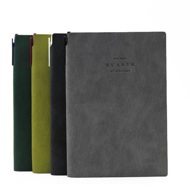 Customised High-Grade Office Business Notebook with Pen ,  corporate gifts